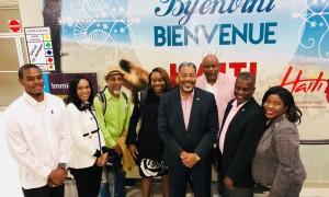 Bah PM in Haiti Feb 2018 2