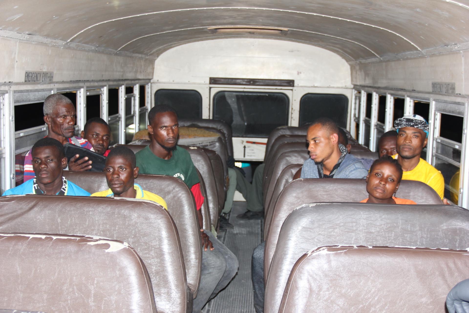 Bah haitians Feb 9