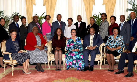 Permanent Secretaries - Government House Luncheon