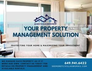 Seemore TCI VIlla & Properties Flyer