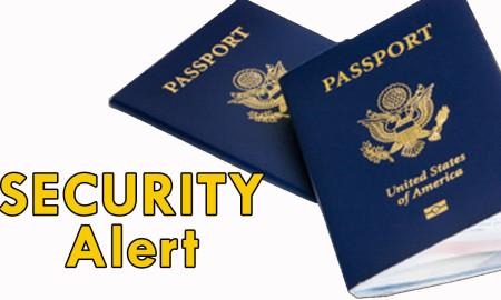 US Security Alert