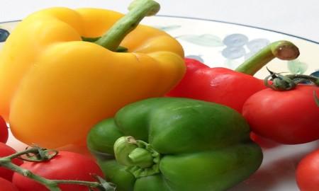 vegetable-scale-paprika-tomato-wallpaper