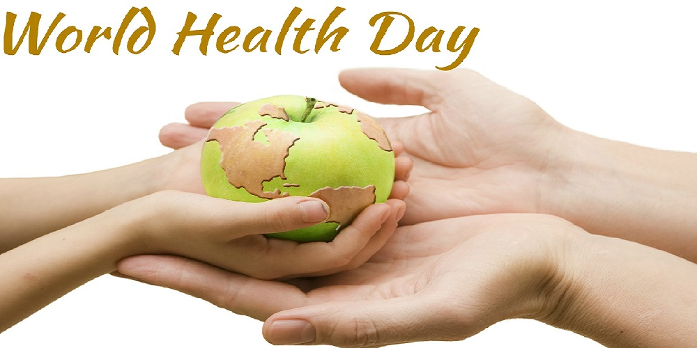 World Health Day Message By Deandrea Hamilton Posted On April 9 2018