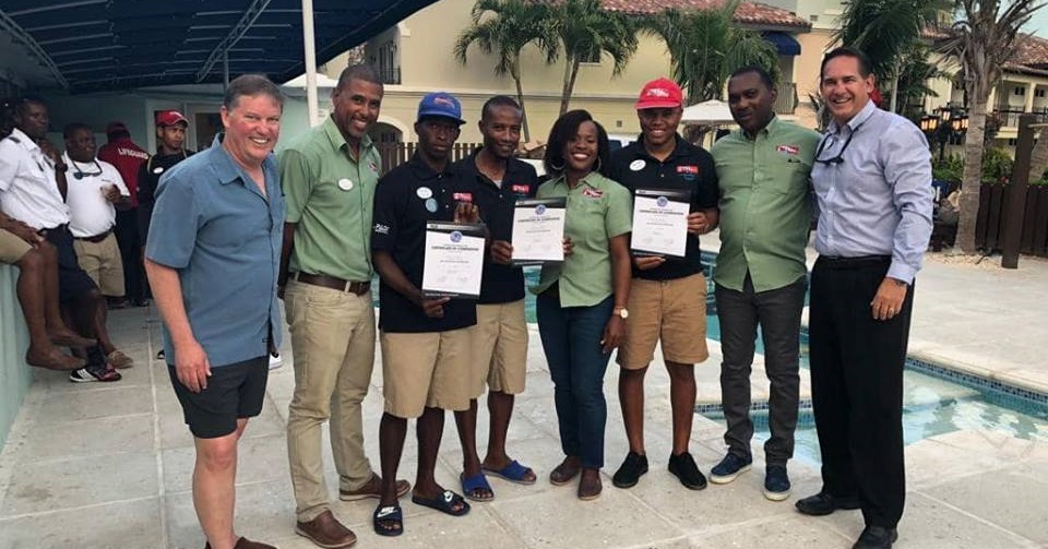 Tci Beaches Watersports Staff Earns Top Certification Magnetic Media